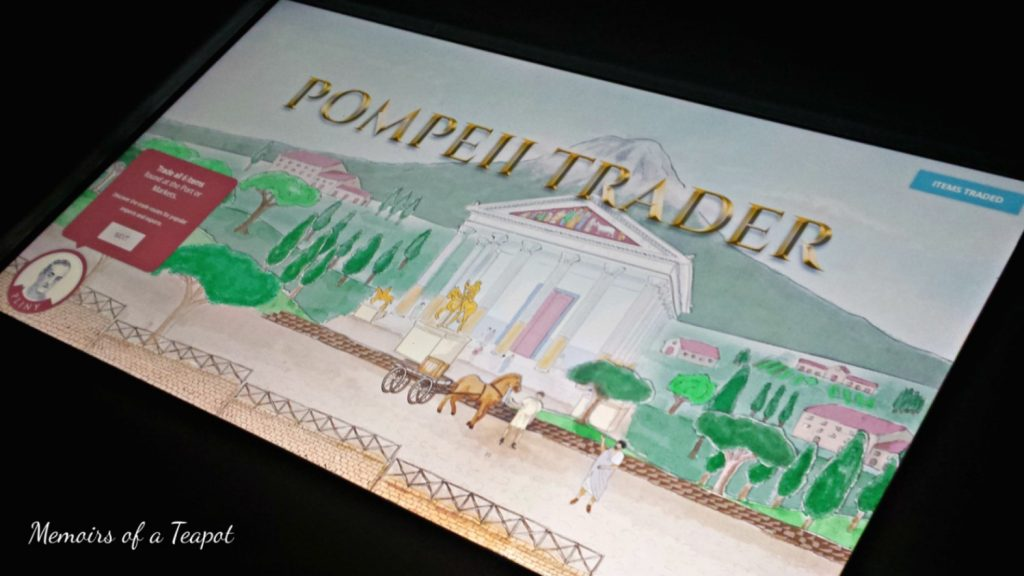 Pompeii Rescue Exhibition