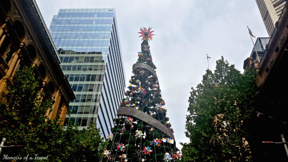 Martin Place Tree