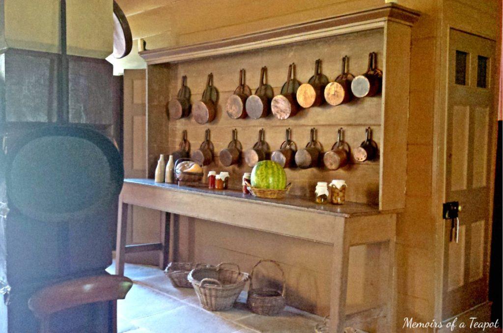 Copper Pots Vaucluse House