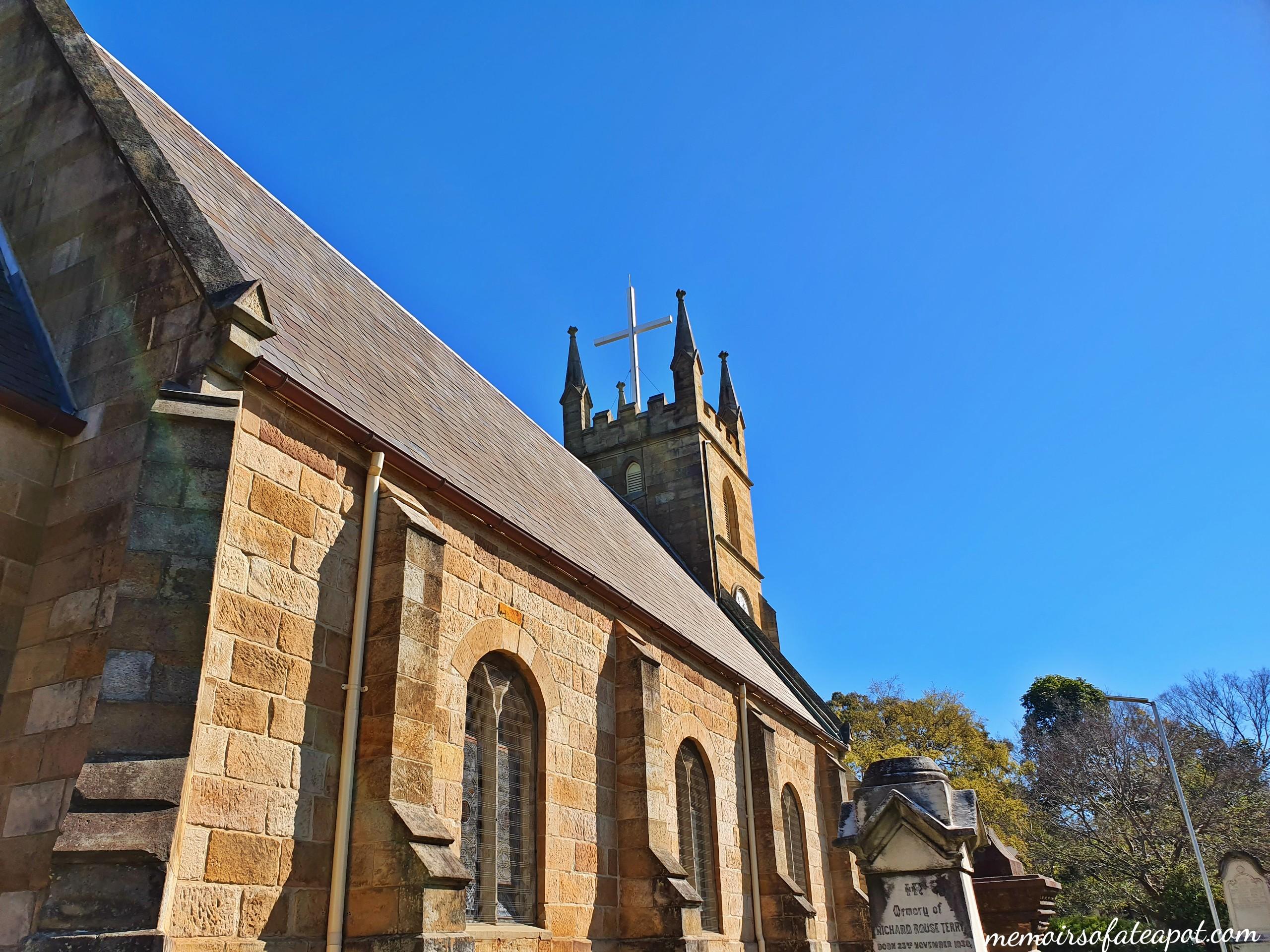 St Anne's Church Ryde