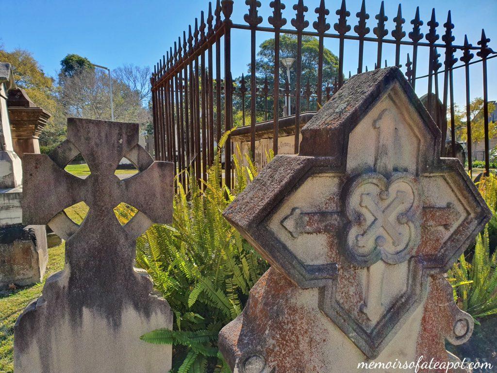 Gravestones St Anne's