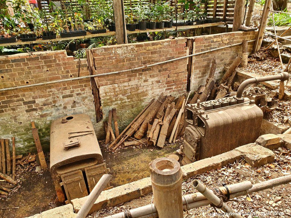Boilers Camden Park House