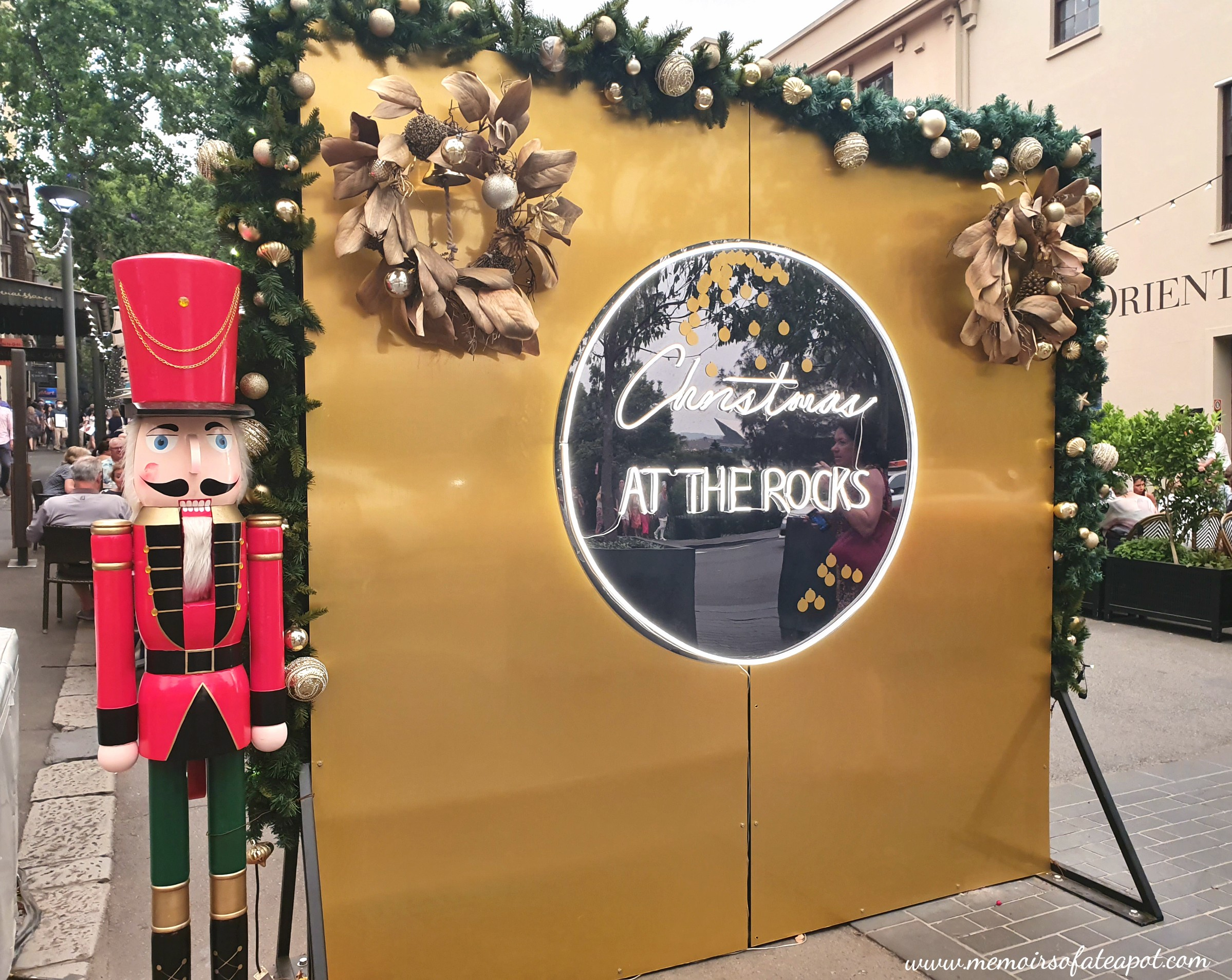 Christmas at the Rocks