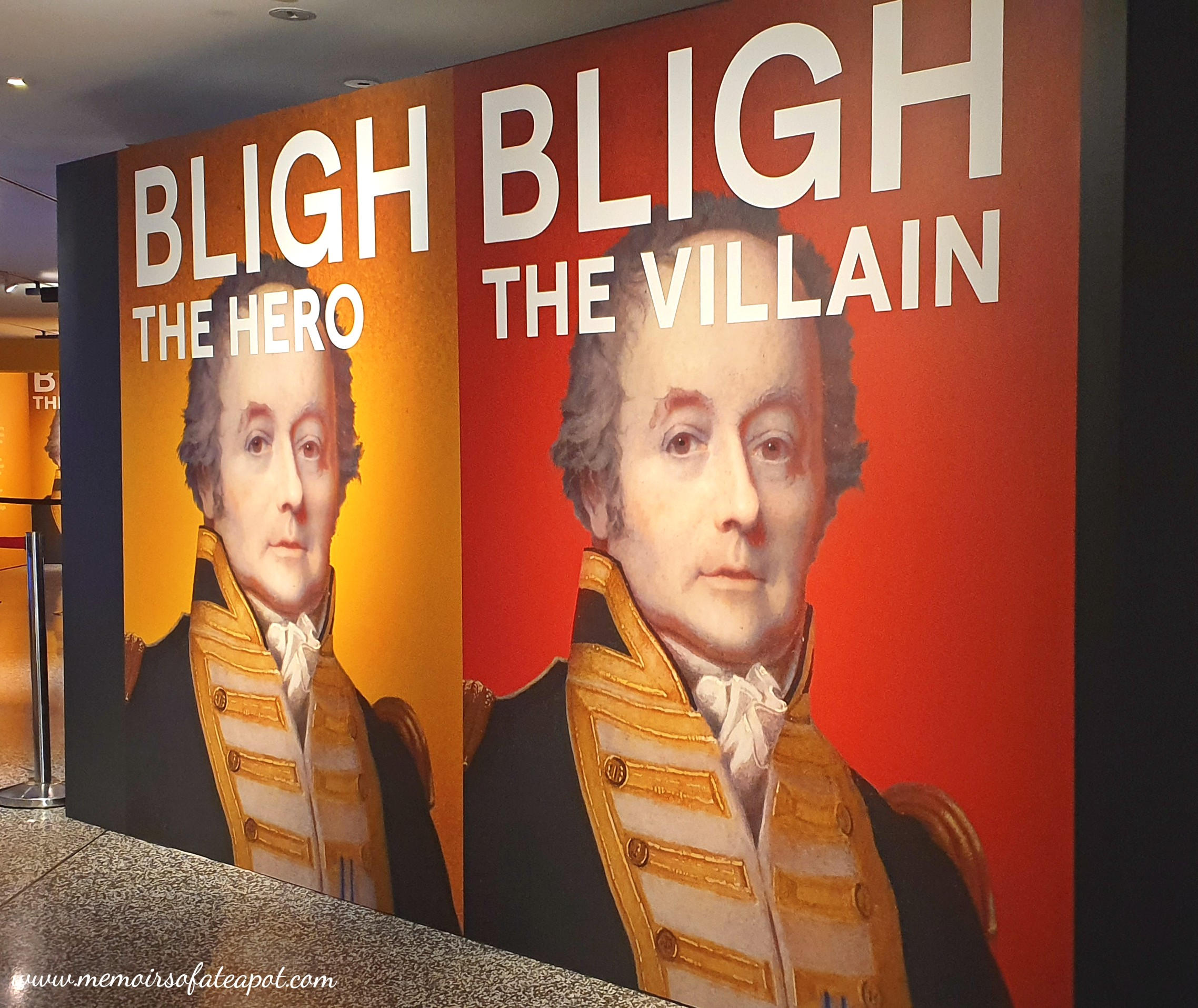Bligh Hero or Villian