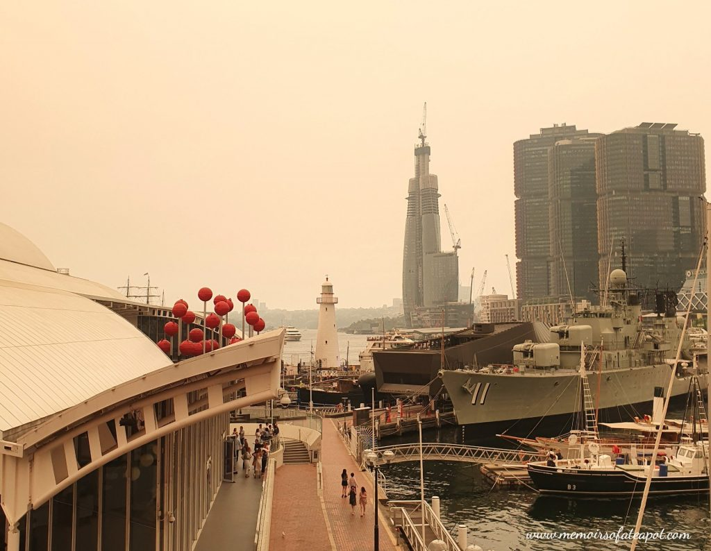 Darling Harbour Smoke