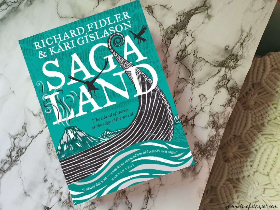 Sagaland Cover