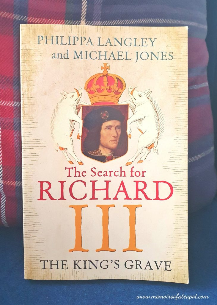 Search for Richard Front Cover